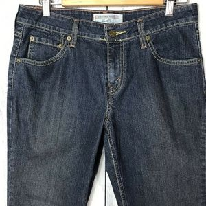 Levi's Jeans - Levi Strauss Signature Blue Jeans Boot Cut Stretch